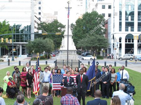 Editorial picture of Confederate Flag-Sheheen, Columbia, USA