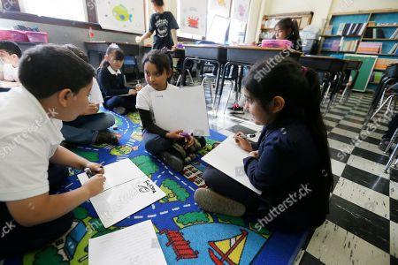 Editorial photo of Detroit Schools Enrollment, Detroit, USA