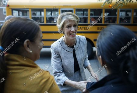 Zephyr Teachout Zephyr Teachout, a Democratic gubernatorial candidate, greets pedestrians while waiting for her choice for lieutenant governor, Tim Wu, to vote in New York, . New York Gov. Andrew Cuomo faces a challenge in his bid for a second term in the Democratic primary as he seeks to dispatch liberal activist Teachout