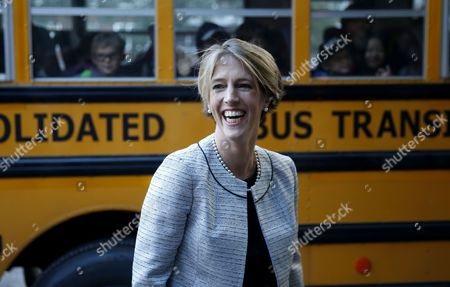 Zephyr Teachout Zephyr Teachout, a Democratic gubernatorial candidate, smiles while waiting for her choice for lieutenant governor, Tim Wu, to vote in New York, . New York Gov. Andrew Cuomo faces a challenge in his bid for a second term in the Democratic primary as he seeks to dispatch liberal activist Teachout