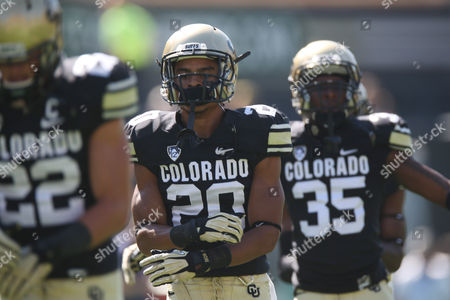 Greg Henderson Colorado defensive back Greg Henderson warms up before facing Hawaii in the first quarter of an NCAA college football game in Boulder, Colo., on