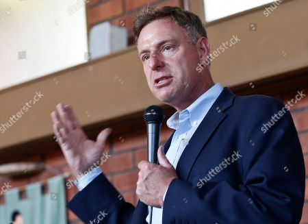 Scott Peters Democratic Congressman of the 52nd district Scott Peters campaigns at a town hall meeting with senior citizens, in San Diego. Peters is in a race against Republican Carl DeMaio, an openly gay candidate who lost a race for San Diego mayor to Bob Filner in 2012