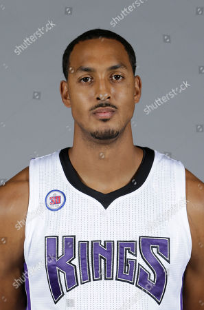 Stock Picture of Ryan Hollins Is Sacramento Kings center Ryan Hollins at the Kings media day in Sacramento, Calif