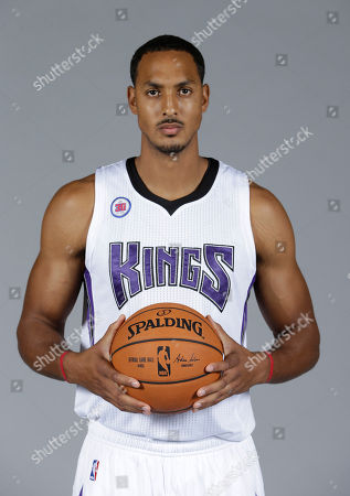 Stock Photo of Ryan Hollins Is Sacramento Kings center Ryan Hollins at the Kings media day in Sacramento, Calif
