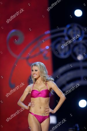 Editorial picture of Miss America, Atlantic City, USA