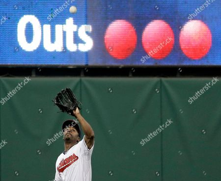 Editorial image of Rays Indians Baseball, Cleveland, USA
