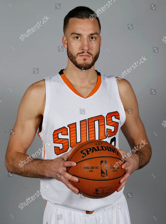 Editorial picture of Suns Media Day Basketball, Phoenix, USA