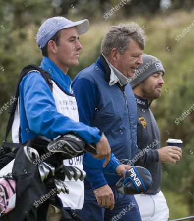 Editorial photo of Golf - Alfred Dunhill Links Championship 2016 Day Two - 07 Oct 2016