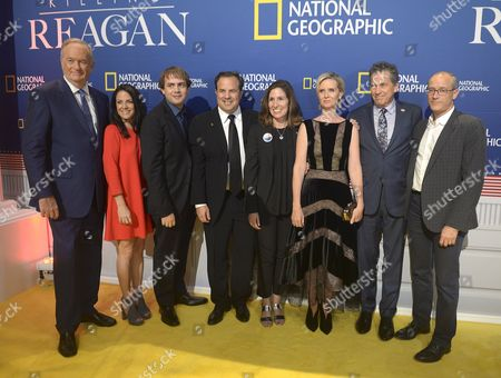 Editorial photo of National Geographic Channel's 'Killing Reagan' premiere, Washington, USA - 06 Oct 2016