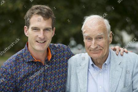 Dan and Peter Snow