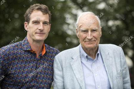 Stock Image of Dan and Peter Snow