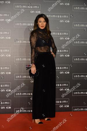 Stock Photo of Marina Kim
