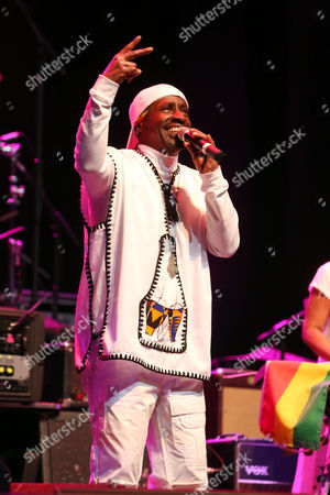 Editorial image of The Desmond Tutu Legacy Project Mini-Big Show Benefit Concert, Los Angeles, USA - 07 Oct 2016