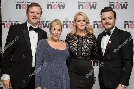 Stock Image of Guests, Shane Filan, Gillian Filan