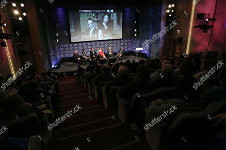 Aidan Quinn, Jon Michael Hill, Jonny Lee Miller, Lucy Liu, Rob Doherty,Mike Hale
