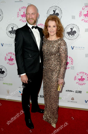 Stefanie Powers and Guest