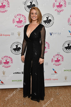 Editorial image of Carousel of Hope Ball, Party, Los Angeles, USA - 08 Oct 2016