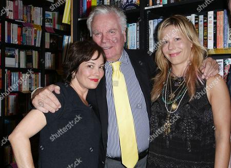 Natasha Gregson Wagner, Robert Wagner and Courtney Brooke Wagner