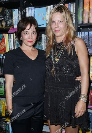 Natasha Gregson Wagner and Courtney Brooke Wagner
