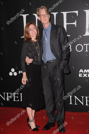 David Koepp and wife