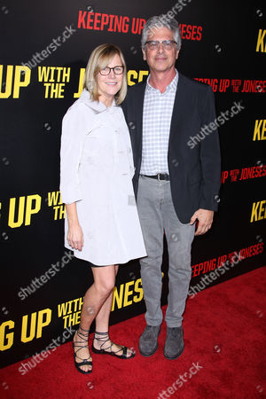 Editorial image of 'Keeping Up with the Joneses' film premiere, Los Angeles, USA - 08 Oct 2016
