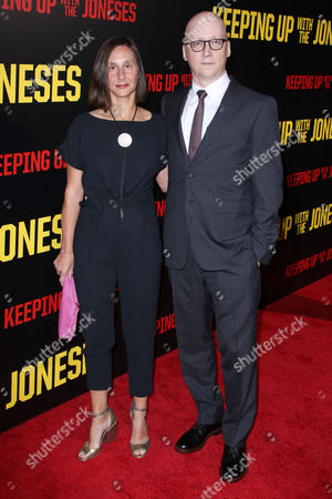 Editorial photo of 'Keeping Up with the Joneses' film premiere, Los Angeles, USA - 08 Oct 2016