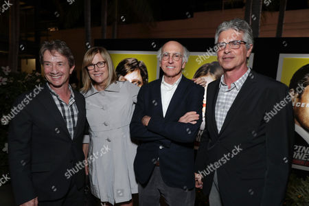 Martin Short, Laurie MacDonald, Larry David, Walter Parkes