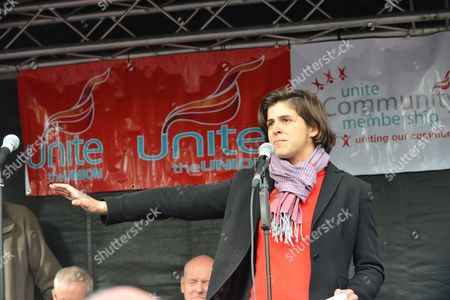 Sarah Sackman. The 80th anniversary of the Battle of Cable Street is commemorated with a march and rally from Whitechapel to Cable St, St George's Gardens.