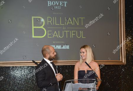 Editorial picture of 'Brilliant is Beautiful' Gala at Claridge's, London, UK - 09 Oct 2016
