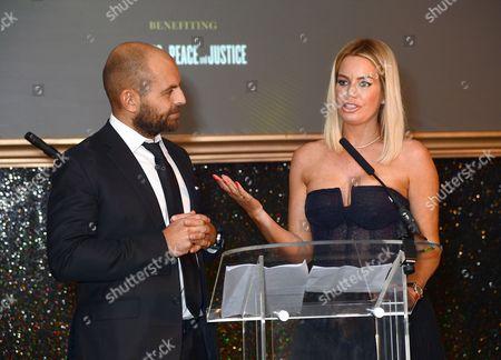 Editorial photo of 'Brilliant is Beautiful' Gala at Claridge's, London, UK - 09 Oct 2016