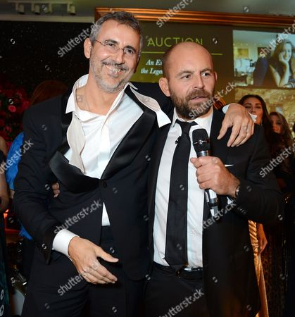 Stock Photo of David Mimran and David Belle