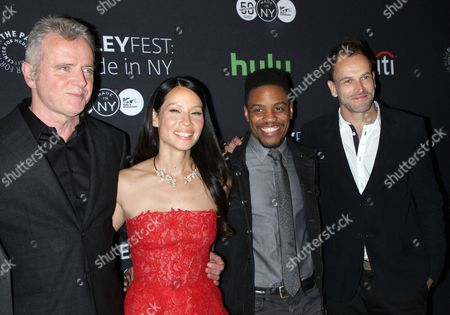 Editorial image of 'Elementary' TV Series Screening, PaleyFest Made in NY, USA - 08 Oct 2016