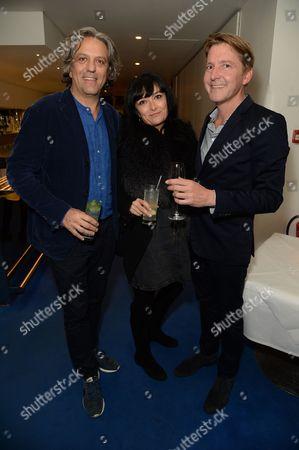 Giorgio and Plaxy Locatelli