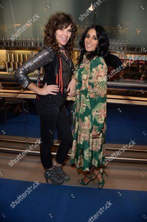 Jess Morris and Serena Rees