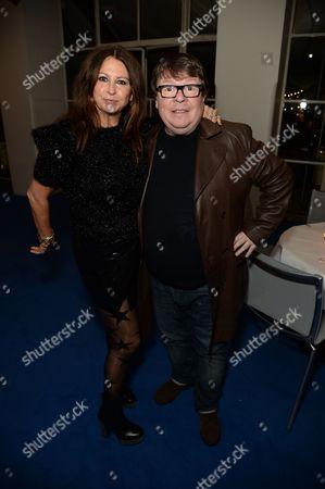 Fran Cutler and Perry Benson