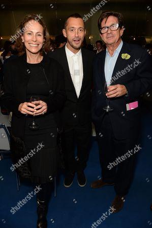 Andrea Dellal, Dan Macmillan and Francesco Boglione
