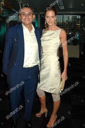 Trinny Woodall with husband Johnny Elichaoff