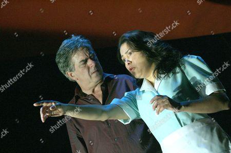 On Insomnia and Midnight - Nicholas Le Prevost ( He ) and Vanessa Bauche ( She )