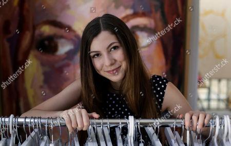 Editorial photo of Fashion-Teen Designer, Austin, USA
