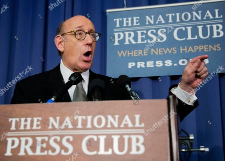 Kenneth Feinberg Kenneth Feinberg, the independent claims administrator for the GM Ignition Compensation Program, announces the details of the program, including eligibility, scope, rules for the program, and timing of submitting claims, during a news conference at the National Press Club in Washington, . Feinberg is prepared to pay out billions of General Motors' money to victims of crashes in GM small cars _ provided they can prove the cars' ignition switches caused the crash
