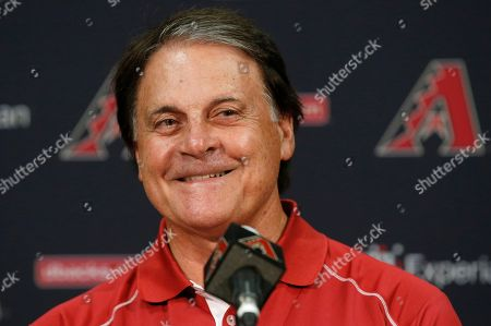 Editorial picture of Hall Of Fame Inductions La Russa Baseball, Phoenix, USA