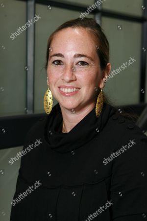 Writer Rebecca Bloom