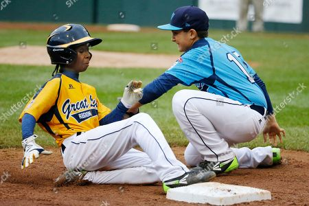 Editorial picture of LLWS Las Vegas Chicago Baseball, South Williamsport, USA