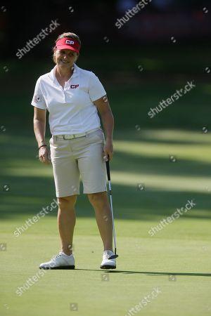 Editorial photo of LPGA Tour Golf, Belmont, USA