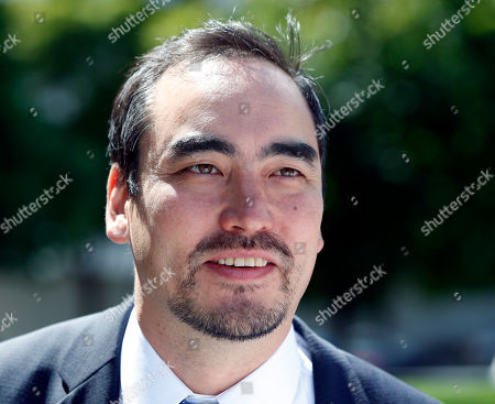 Tim Wu Tim Wu, a candidate for New York lieutenant governor, talks to reporters outside the state Capitol, in Albany, N.Y. The New York Times has endorsed Wu, who is running alongside liberal gubernatorial candidate Zephyr Teachout, over Gov. Andrew Cuomo's running mate Kathy Hochul