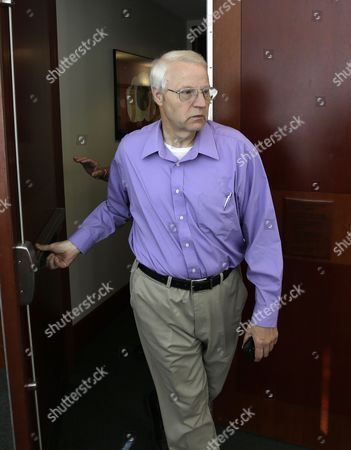 Stock Image of Chuck Cox Charles Cox, the father of missing Utah mother Susan Powell, walks out of a courtroom in Salt Lake City on . Attorneys and family members of Powell were in court to argue about how a judge should distribute about $2 million in life insurance proceeds that are set to flow into a trust this December when she is declared legally dead - five years after her disappearance