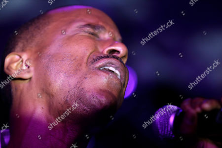 Stock Image of Tevin Campbell Tevin Campbell performs at the Essence Festival in New Orleans