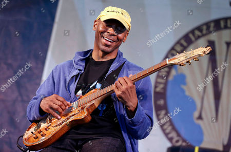 Kevin Eubanks Kevin Eubanks performs at the Newport Jazz Festival in Newport, R.I., . The historic event was the first outdoor jazz festival and has played host to some of the most famous acts and memorable performances in jazz