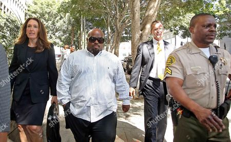 Editorial image of People Cee Lo Green, Los Angeles, USA
