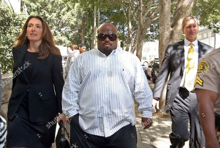 Editorial photo of People Cee Lo Green, Los Angeles, USA